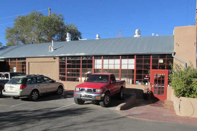 Santa Fe School of Cooking - Newly remodeled facility  in the heart of historic downtown Santa Fe.