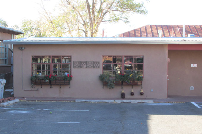 Santa Fe,  New Mexico - downtown remodel