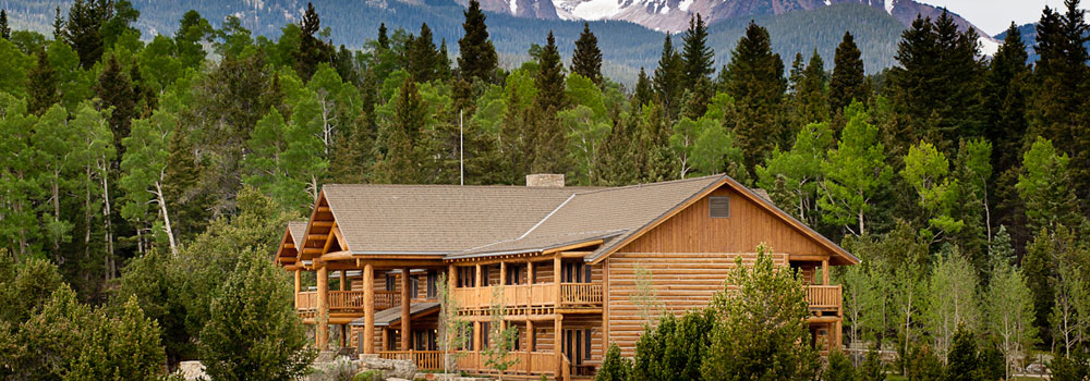 The Costilla Lodge, Off-The-Grid on the Vermejo Park Ranch in northern New Mexico
