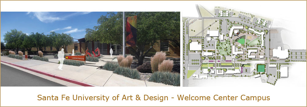Santa Fe University of Art and Design - Welcome Center Campus