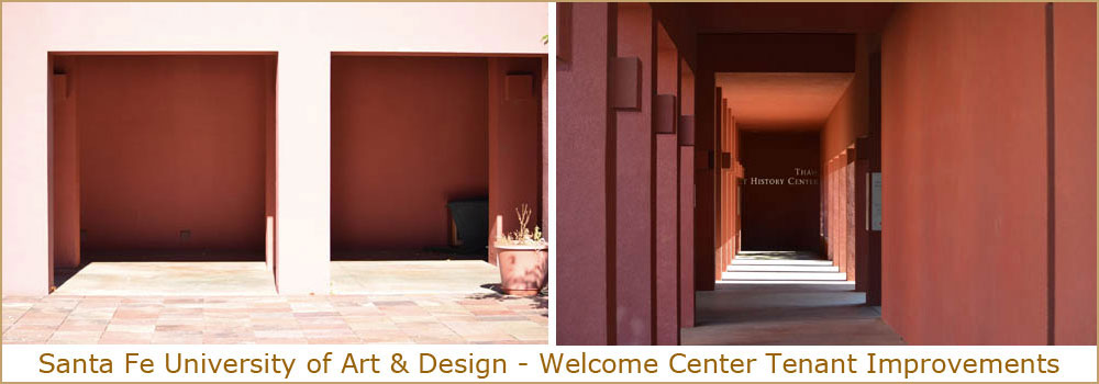 Santa Fe University of Art and Design - Tenant Improvements