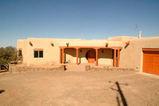 Us Building A True Adobe Home These Days But I Suppose It Could Be Done And Most Builders In This Area Can Do The Southwestern Look Along Lines